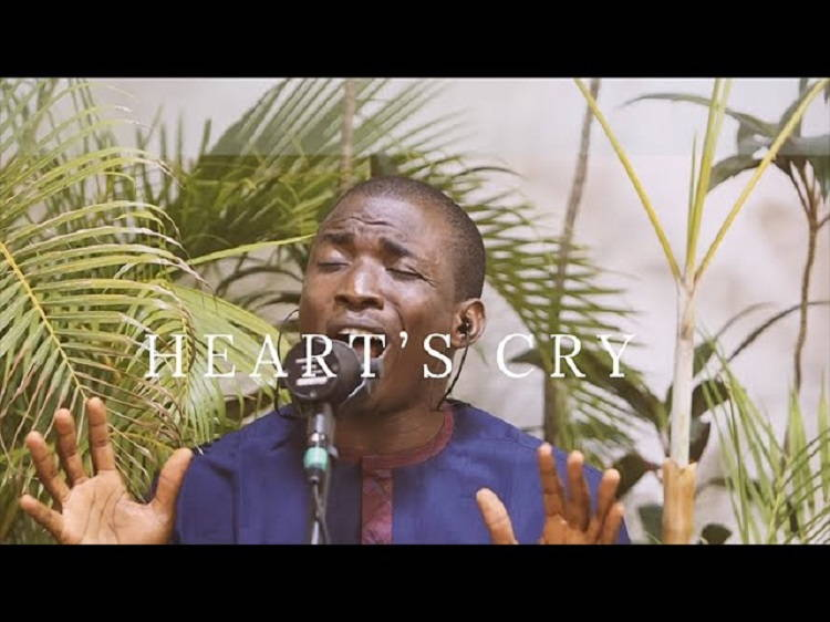 Heart's Cry - Theophilus Sunday and TY Bello