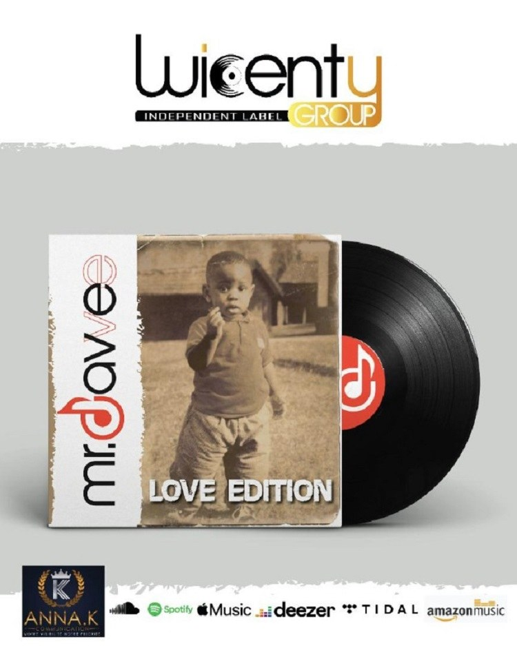 Love Edition - Mr Davvee