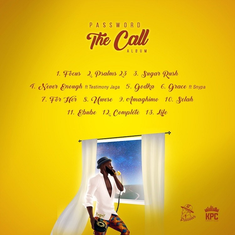 The Call - Password