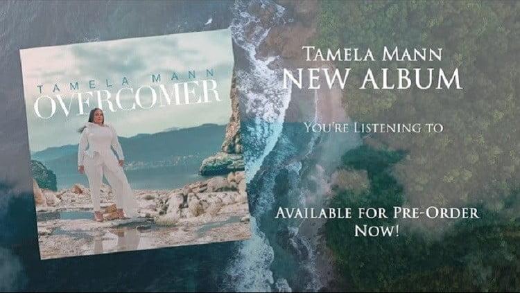 Overcomer - Tamela Mann