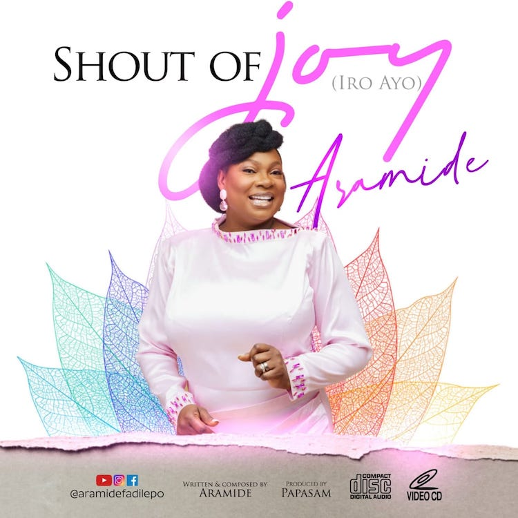 Shout of Joy - Aramide