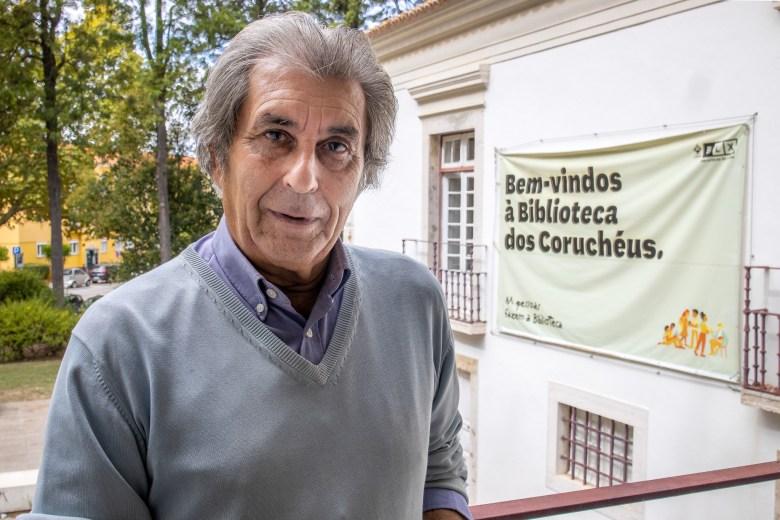João Peral Biblioteca Coruchéus Alvalade Poetas