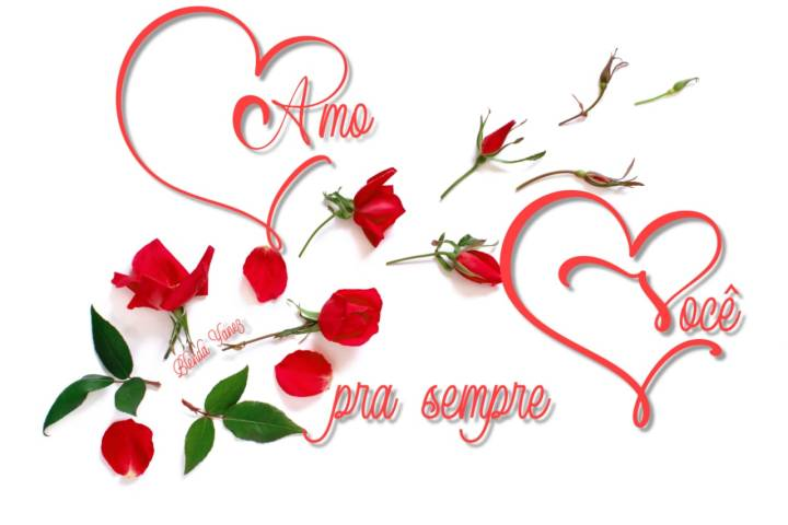 Mensagem de Amor Para Esposa - Amo Você Pra Sempre
