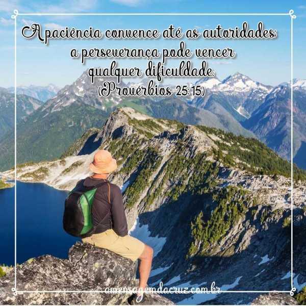Versículo Bíblico do Dia: Perseverança