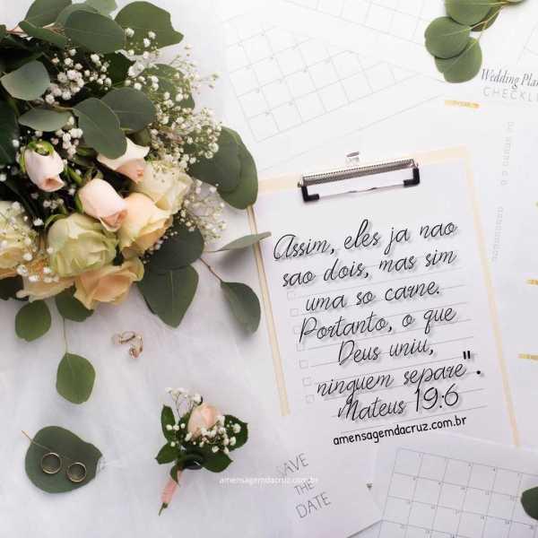 O que Deus uniu - Como Uma Só Carne - versiculos-sobre-amor-mateus-19-6