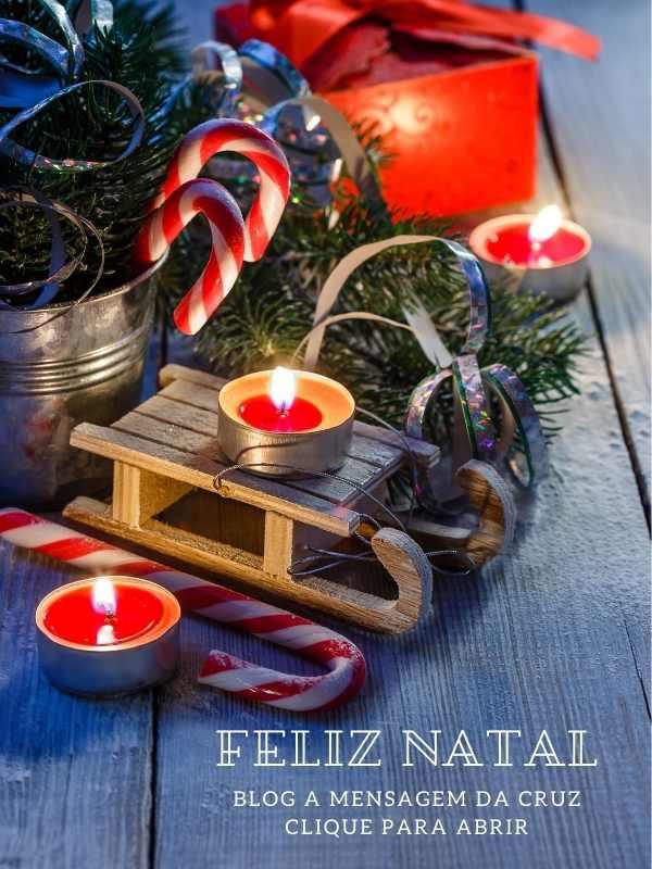 Feliz Natal na Plenitude do Tempo