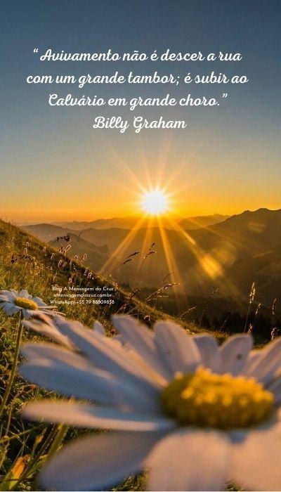 10 Frases de Billy Graham pra nossa reflexão