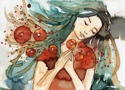 A mulher e o amor