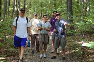 September Hike with Warriors