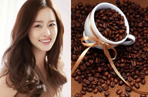 Nhuộm tóc bằng cafe rất an toàn & hiệu quả - nhuom toc dep