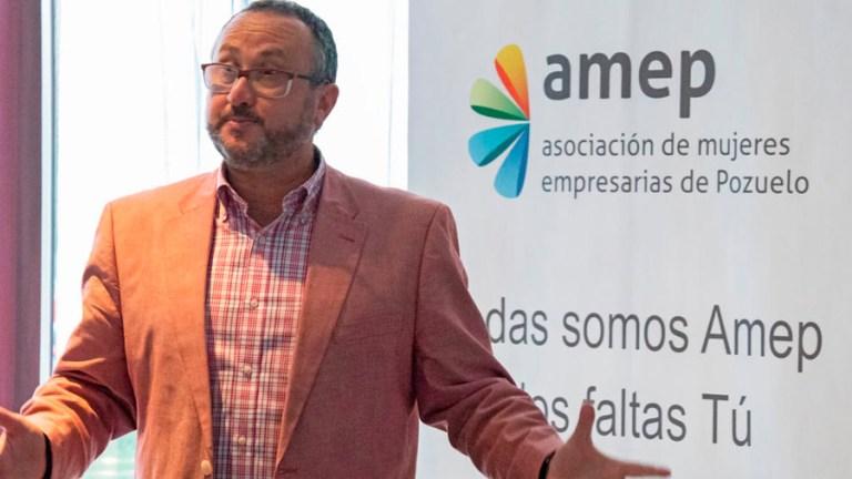 AMEP Asociación para mujeres emprendedoras, empresarias y autónomas