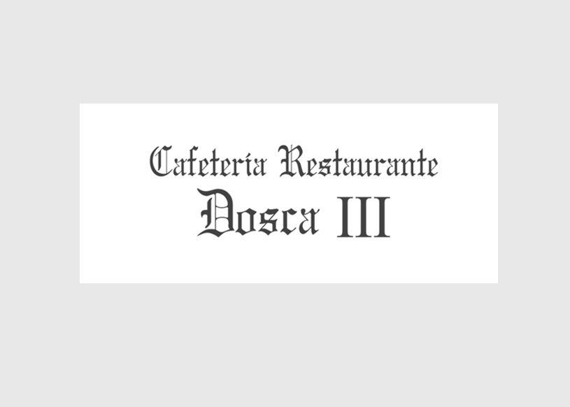 Cafeteria Dosca III