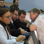 First Symposium, 2014 Saint Petersburg State University, Russia