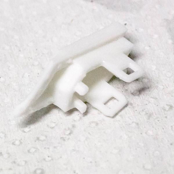 AmeraLabs porsche resin 3D printed_button example