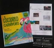 El cocodrilo carnívoro, un cuento sobre la conservación de la fauna que nació en una tarde de juegos del autor con sus nietos