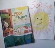 El sol de Elma, una anécdota familiar convertida en un cuento único