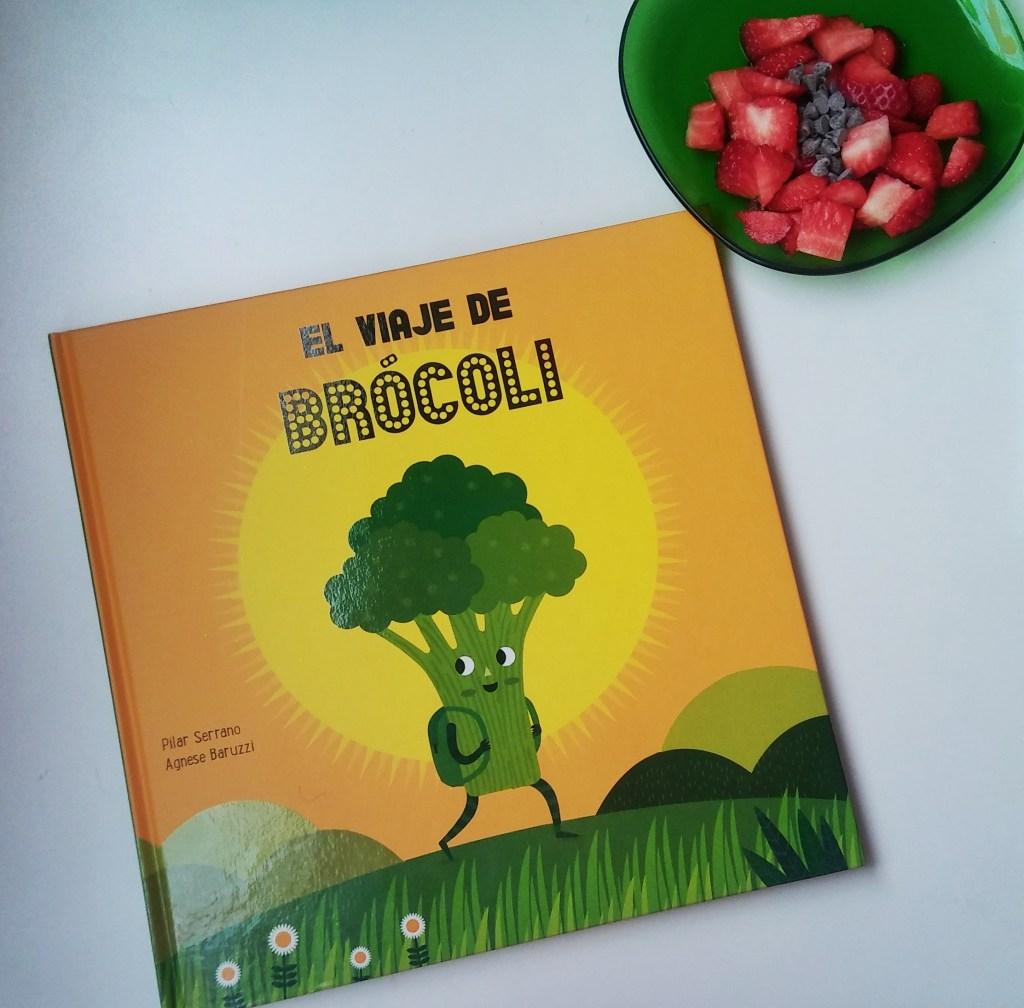 """Libro """"El viaje de brócoli"""""""