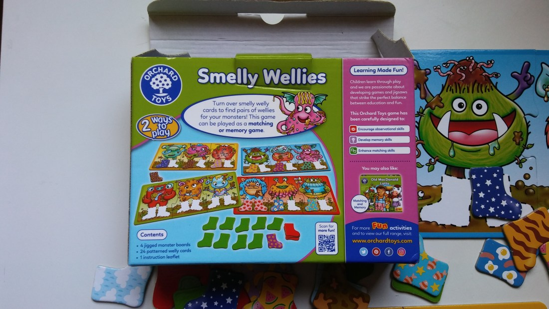 smelly wellies 3