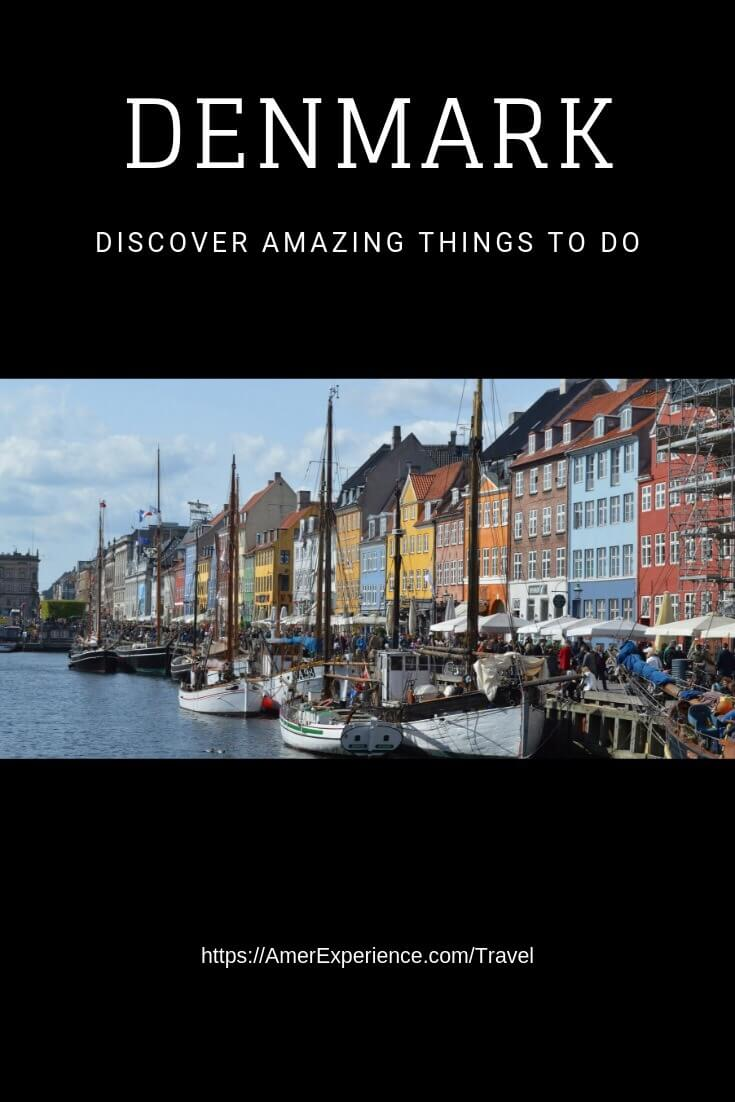 Scandinavia Discover Amazing Things, AMER EXPERIENCE