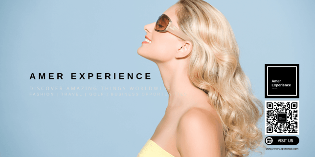 , Designer Sunglasses, AMER EXPERIENCE