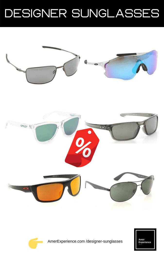 Men's Designer Sunglasses Golf Sport Leisure Deals - Up To 70% Off
