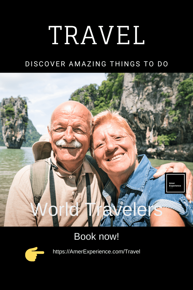 Senior Travel Things To Do Worldwide
