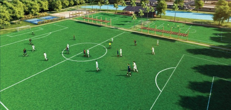 Football Soccer Guayaquil Country Club Samborondon Ecuador