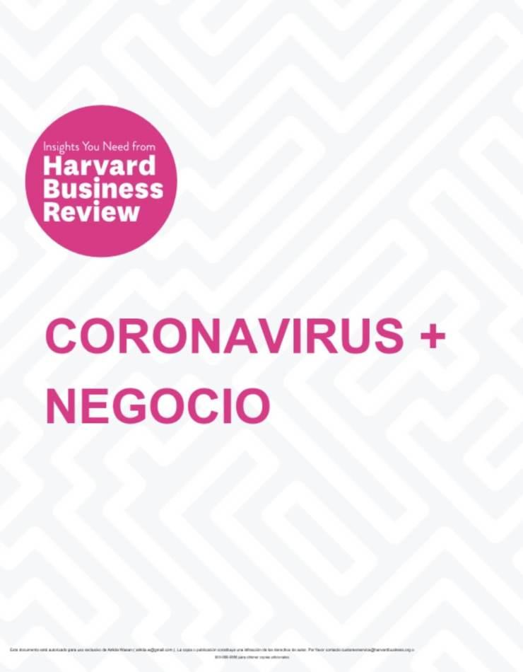 Coronavirus + Negocio, AMER EXPERIENCE