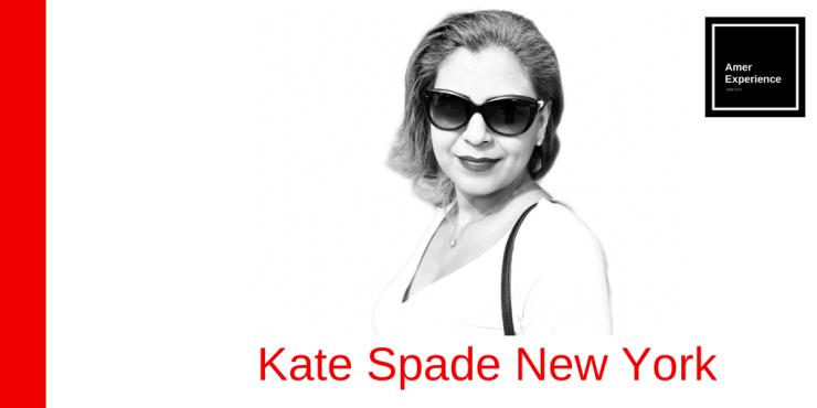 Revisión productos Kate Spade, Los mejores outfits para mujeres: Revisión de los productos Kate Spade New York, AMER EXPERIENCE