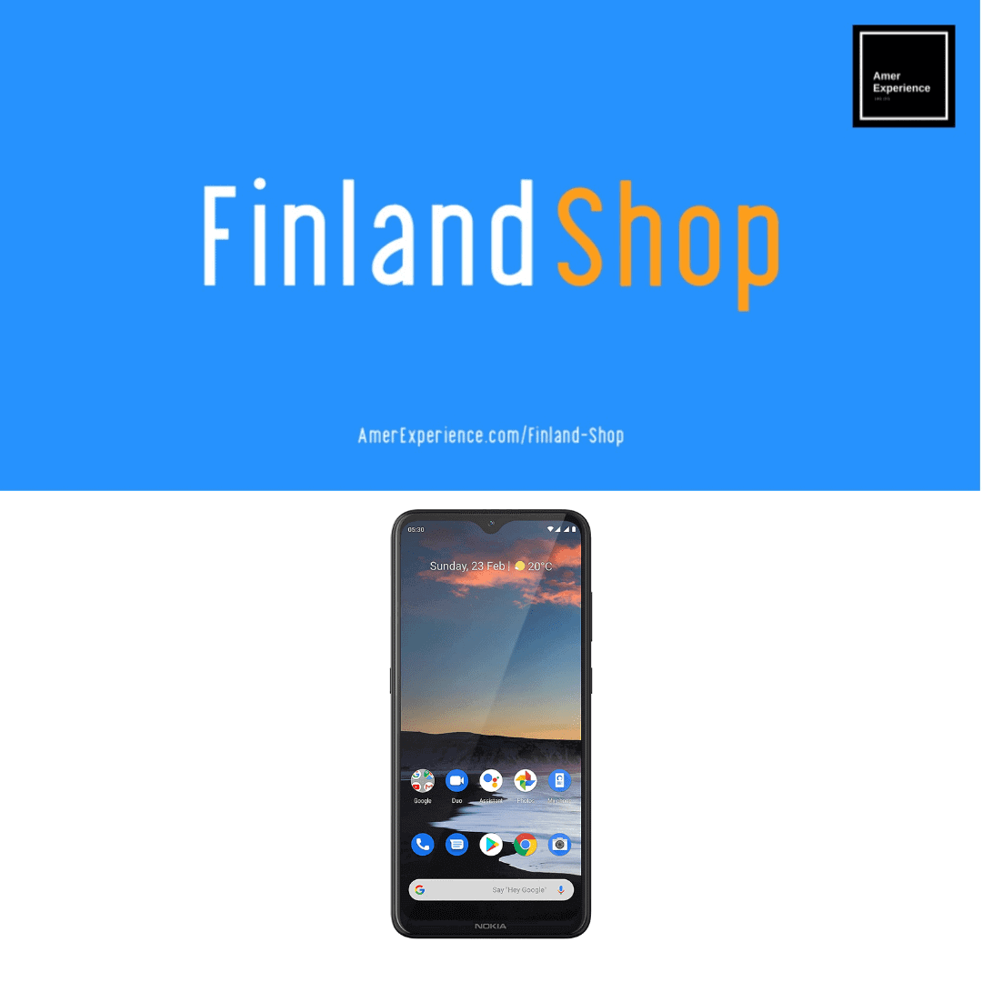 "Nokia 5.3 Fully Unlocked Smartphone with 6.55"" HD+ Screen"