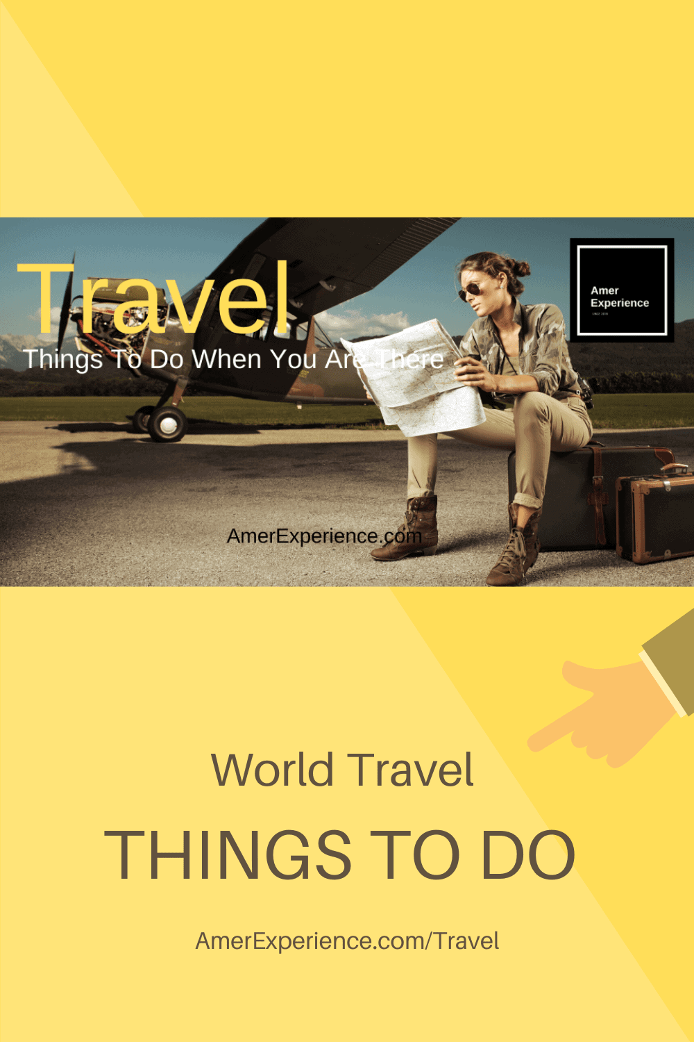 World travel things to do