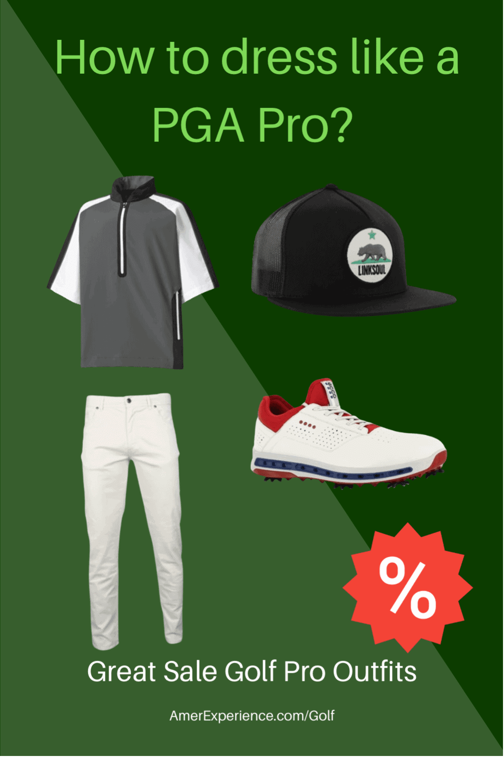 Where to buy the PGA Pro clothes?