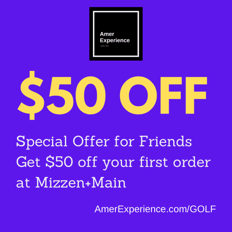 GET 50 USD OFF 👌🏼- Special Offer for Friends Get $50 off your first order at Mizzen+Main