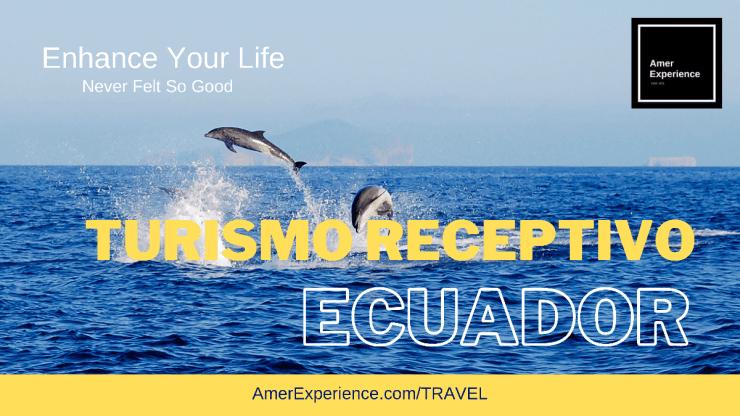 Turismo Receptivo Ecuador Incoming Travel DMC Galapagos Dolphins