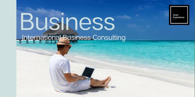 AmerExperience.com International Business Consulting Lassi Pensikkala
