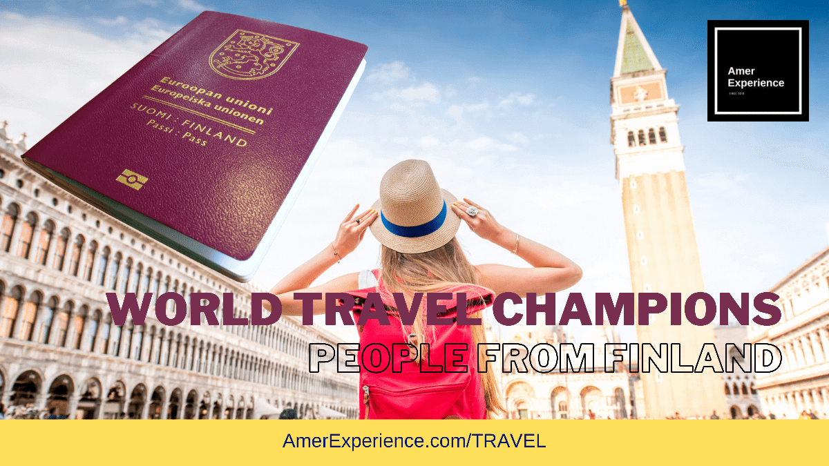 Who are the travel world champions, AMER EXPERIENCE
