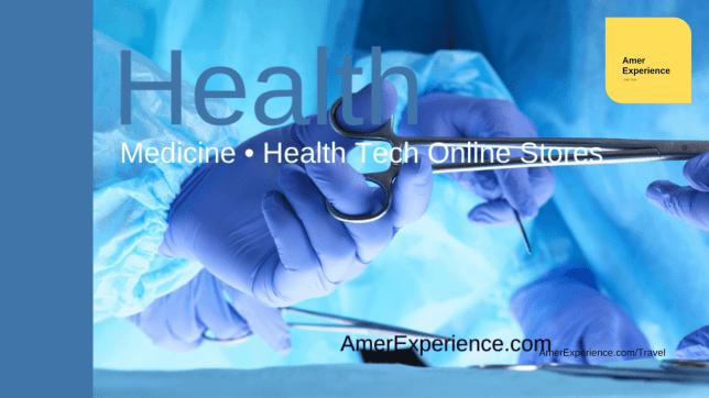 Health tech online sale