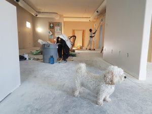 Drywall Work Comp