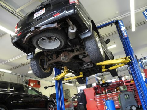 Transmission Repair Shop Insurance