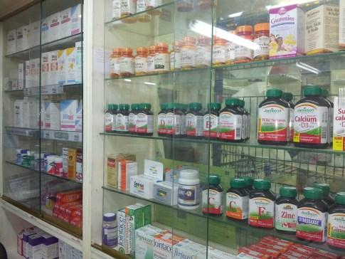 Drug Store Insurance