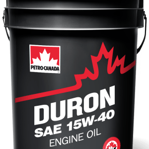 Моторное масло PETRO-CANADA Duron SAE 15W-40 20л