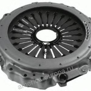 корзина сцепления MFZ430 Sachs