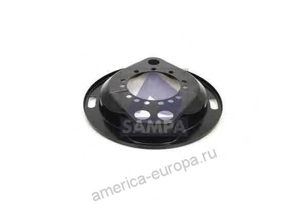 щиток пылезащитный передний Scania 3/4 Serie