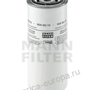 фильтр топливный H212 D93 d62/71 M16x1.5 Iveco Cursor, Stralis, DAF 95XF