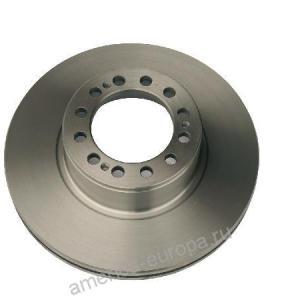 Диск тормозной 430x131x45 SAF SK RS 9022
