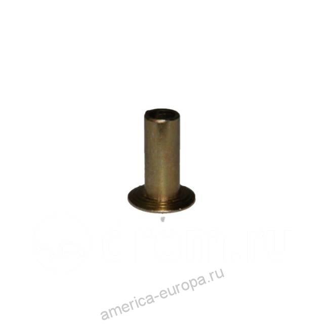 93251_заклепки к-т 8×15 оцинков.сталь, полутрубчатые