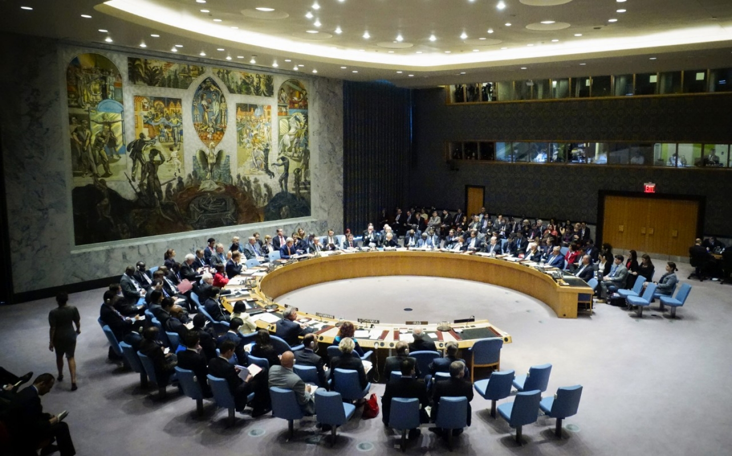 An Unlikely Push For Security Council Members To Give Up Their Veto Power