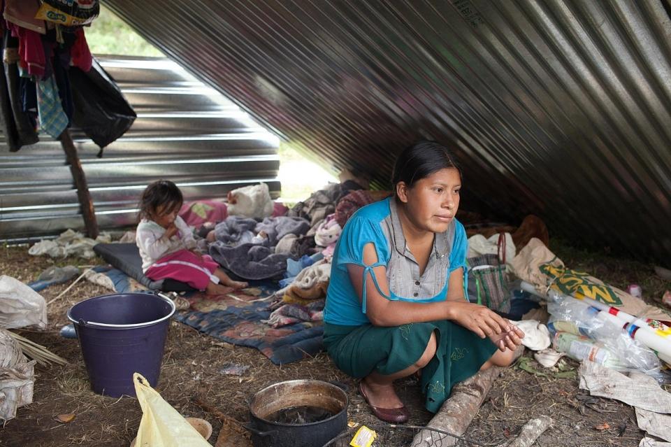 After Landslides Poorest Of Poor Left Out In Cold In