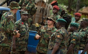 Image result for African Armed forces challenged to unite against terrorism