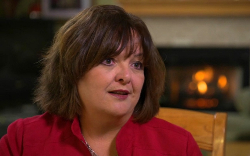 "Tina Hurst thought Chantix was a ""miracle drug."""
